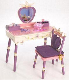 Spray painting girls play vanity - Home Decorating & Design Forum - GardenWeb
