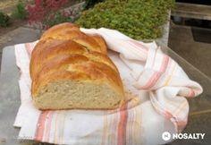 Bodzavirágos kalács Keto, Bread, Food, Meals, Breads, Bakeries, Yemek, Patisserie, Eten