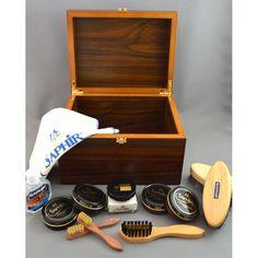 Presentation Valet Box - Walnut