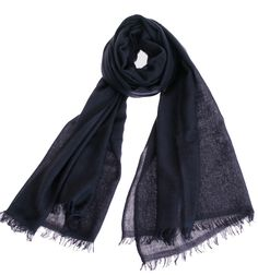 Cashmere Indigo fine scarf. Lullilu's super soft pure cashmere scarf is made from the finest luxurious cashmere .This sumptuous scarf will be a statement piece for this fall trends .  This rich indigo dose of colour will enhance any work or weekend look for the coming spring season. http://www.lullilu.com/shop/womenswear/accessories/cashmere-fine-scarf-in-indigo