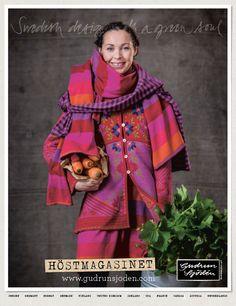 Gudrun Sjödén Catalogue - Fall extra 2014