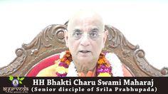 HH Bhakti Charu Swami Maharaj