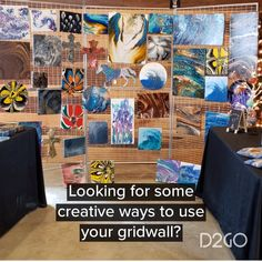 Find everything you need for your craft fair display at Displays2go.com.
