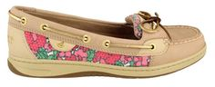 To match my MeMe's shoes!! Sperry Women's Angelfish Slip On Boat Shoe
