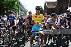 Lars Boom of Team Astana looks on prior to stage 3 of the 2015 Tour of Denmark (Post Danmark Rundt), a 185km stage from Vejle to Vejle, on August 6, 2015 in Vejle, Denmark. #postdkrundt #rm_112