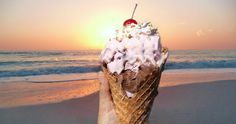 Best Ice Cream for your Anna Maria Island Vacation.