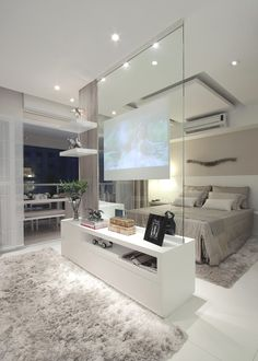The most ideal approach to begin modernizing in your life is to have a modern bedroom. Modern bedroom decor can be generally easy to do. A couple of new modern frill… Continue Reading → Modern Luxury Bedroom, Luxury Bedroom Design, Master Bedroom Design, Luxurious Bedrooms, Trendy Bedroom, Luxury Bedrooms, Luxury Master Bedroom, Luxury Bedding, Master Suite