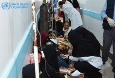 #موسوعة_اليمن_الإخبارية l منظمة الصحة : ارتفاع حالات الوفاة بالكوليرا في اليمن إلى 2127