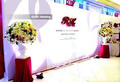 GUDY Wedding 婚禮設計 - 婚禮佈置♥維多麗亞可樂風,Really Happy Wedding!