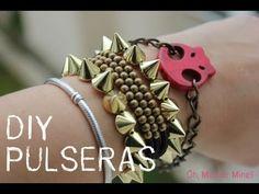 Tutorial como hacer pulseras / How to make bracelets