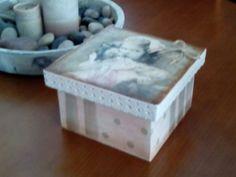 Caja vintage...