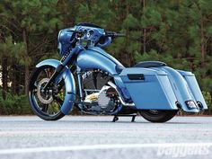 Great Looking Harley-Davidson Street Glide