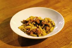 Cavatelli alla Norcina at Bestia LA, $25 // Bestia LA, 2121 7th Place (near South Santa Fe Avenue); 213-514-5724