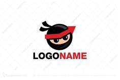 Logo for sale: Finance Ninja Logo by SimplePixel, uploaded on Logo design of a ninja with the head band shaped like an arrow. Finance Jobs, Finance Quotes, Graphic Design Resume, Logo Design, Ninja Logo, Job Career, Business Quotes, Flyer Template, Photo Studio
