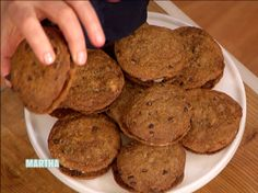 Babycakes' Gluten- and Dairy-Free Chocolate Chip Sandwich Cookies