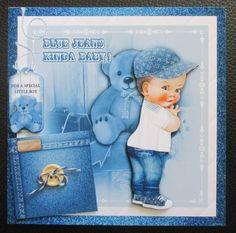 Blue Jeans Kinda Boy . by Davina Rundle