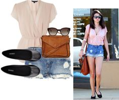"""Selena Style 3"" by shannon2001 ❤ liked on Polyvore"