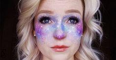 Sommersprossen: Galaxy Freckles sind wunderschön! #News #Beauty
