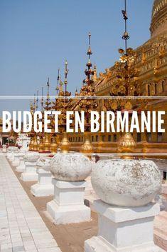 Birmanie Voyage budget