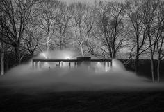 Richard Barnes - Glass House - Veil, Photograph