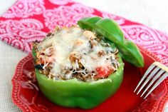 Reese's Stuffed Green Peppers My husband worked this recipe up for a chance from my mom's stuffed pepper… Sausage Recipes, Beef Recipes, Cooking Recipes, Vegetable Recipes, Green Pepper Recipes, Protein, Recipe For Mom, Mom's Recipe, Thing 1