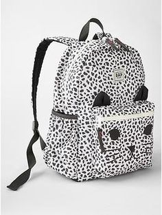 Printed junior backpack - Meet the bigger + better cool-kid accessories for every size, habit and personality. Tween Backpacks, Junior Backpacks, Cute Backpacks, Awesome Backpacks, Fashion Bags, Fashion Backpack, Kids Fashion, Avon, Shopping