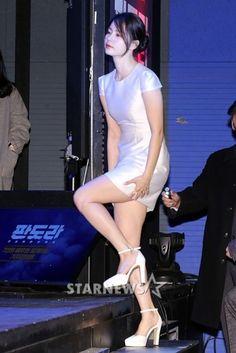[★포토]김주현, 아찔한 발걸음