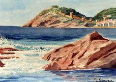 Catalogne-Costa Brava-Tossa de Mar