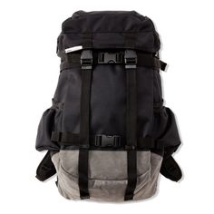 CASH CA / ×immun. BACK PACK [BLACK/GREY]