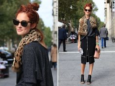 Italian Street Fashion | SCARF CREATIVE: Street Style: The Italian Touch