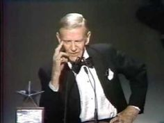 Fred Astaire - Lifetime Achievement Award. What a genuine guy - I wish I could have had the opportunity to know him...