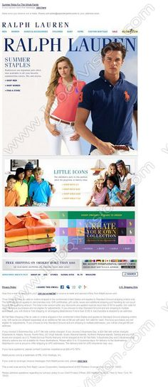 Company:  Ralph Lauren Corporation Subject:  Summer Polos For The Whole Family               INBOXVISION providing email design ideas and email marketing intelligence.    www.inboxvision.com/blog/  #EmailMarketing #DigitalMarketing #EmailDesign #EmailTemplate #InboxVision  #SocialMedia #EmailNewsletters