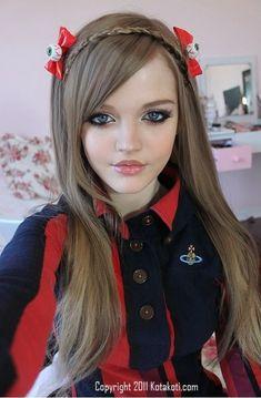 Dakota Rose, The Real-Life Barbie