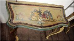 velencei barokk asztal Decor, Furniture, Shabby Chic, Shabby, Entryway Tables, Home Decor, Chalk Paint, Country Chic, Decorative Tray