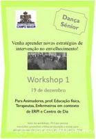 Campomaiornews: Workshop de dança sénior em Dezembro em Campo Maio...