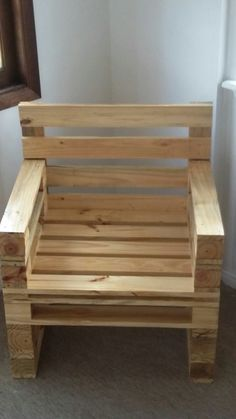 New Wood Pallet Sofa Rustic Ideas Pallet Furniture Designs, Pallet Patio Furniture, Diy Garden Furniture, Wooden Pallet Projects, Pallet Designs, Pallet Sofa, Wooden Pallets, Wood Furniture, Wood Creations