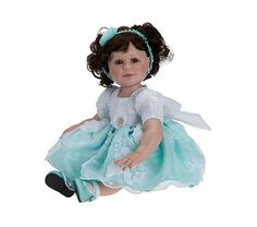 Baby Rachael Limited Edition Porcelain Doll by Marie Osmond