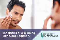 How to put together a winning skin care regimen. #skin #skincare #health