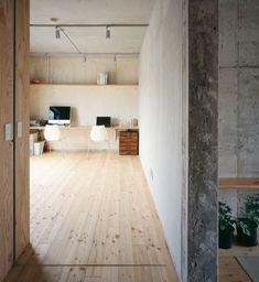 Setagaya Flat by Naruse Inokuma Architects.
