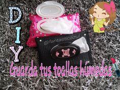 Porta toallitas húmedas por Fantasticazul