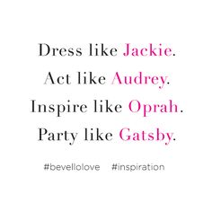 #bevellolove #inspiration