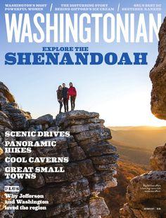 Washingtonian: October 2017 - Shenandoah