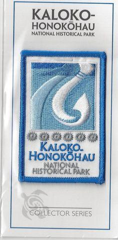 Souvenir Patch New kaloko honokohau National Historical Park Hawaii Patch | eBay