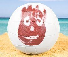 Wilson Castaway Volleyball  #howdidilivewithoutthis #cool #volleyball #wilson #castaway #tomhanks #nerd #geeky #geek