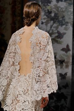 girlannachronism:  Valentino spring 2014 couture details