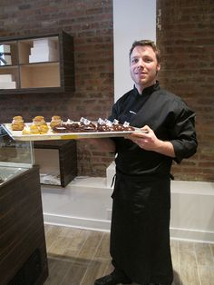 patisserie montreal olivier potier | old premiere moisson space on sherbrooke street west near montreal museum of fine arts