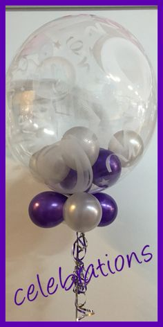 Helium gum ball Deco bubbles are always a popular choice suitable for any occasion  #partyshop #helium #balloons #decorations Http://www.celebrationsnsw.com