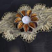 """Portacandela Bronze Candlestick """"Bronze""""  www.calipsobijoux.com"""