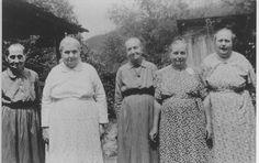 The Walker sisters.