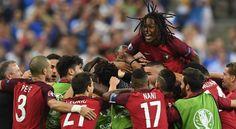 Estação pública com mensagem clara para os derrotados da final do Euro. O povo francês ainda não aceitou na totalidade a derrota para Portugal na final do Campeonato Europeu e a petição que pede ...
